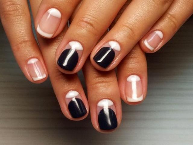 Маникюр на короткие ногти – это основной тренд в модном маникюре сезона 2018-2019 года.
