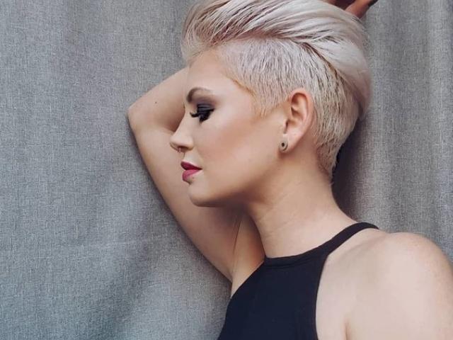 Новая прическа стрижка короткие волосы